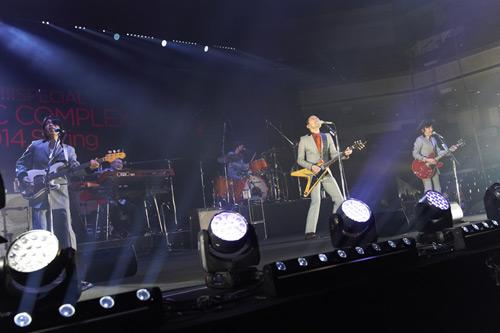 復活!ウルフルズが新曲『ヒーロー』をライブで初披露!ドラマの主題歌にも決定サムネイル画像