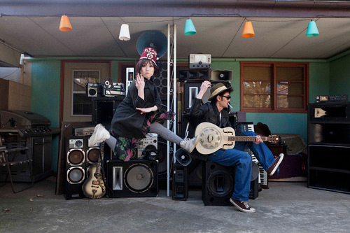 EGO-WRAPPIN'、オダジョー×大根仁 ドラマの主題歌を含むシングルリリースサムネイル画像