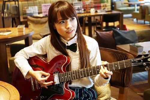 タワレコの21歳現役女性スタッフが大抜擢!Sakuの新曲がキャンペーンソングにサムネイル画像