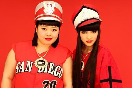 渡辺直美がBガール姿でリップシンク!17歳の新たなポップアイコンと共演サムネイル画像