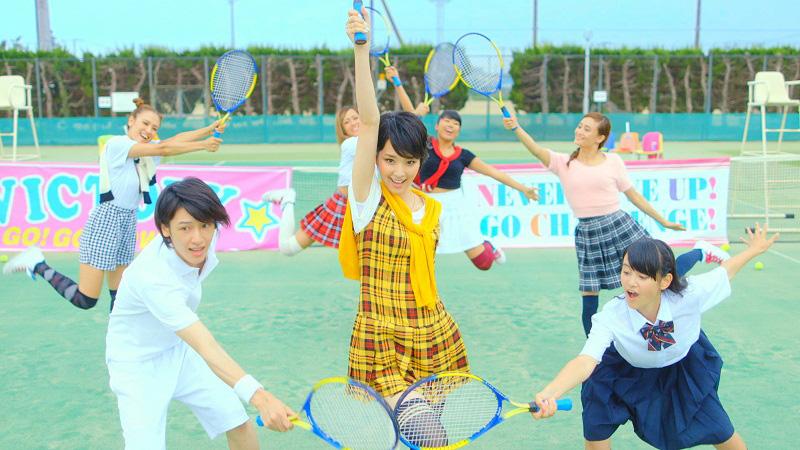 剛力彩芽 今度はラケットダンス?!3rdシングル「くやしいけど大事な人」 Music Video完成サムネイル画像
