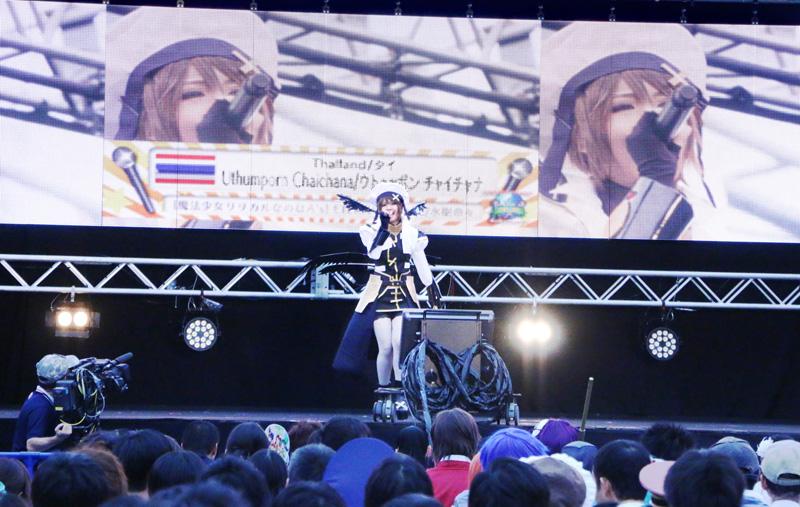 世界コスプレサミットが名古屋市で開催!白熱のコスプレカラオケ大会ではタイが優勝サムネイル画像