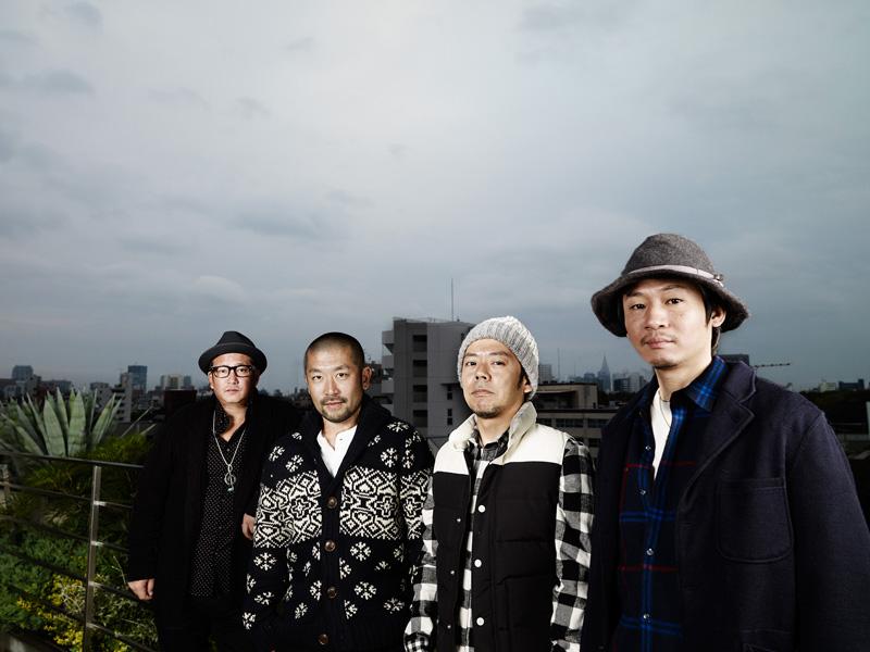 ケツメイシの新曲「#Music」のミュージックビデオが完成サムネイル画像