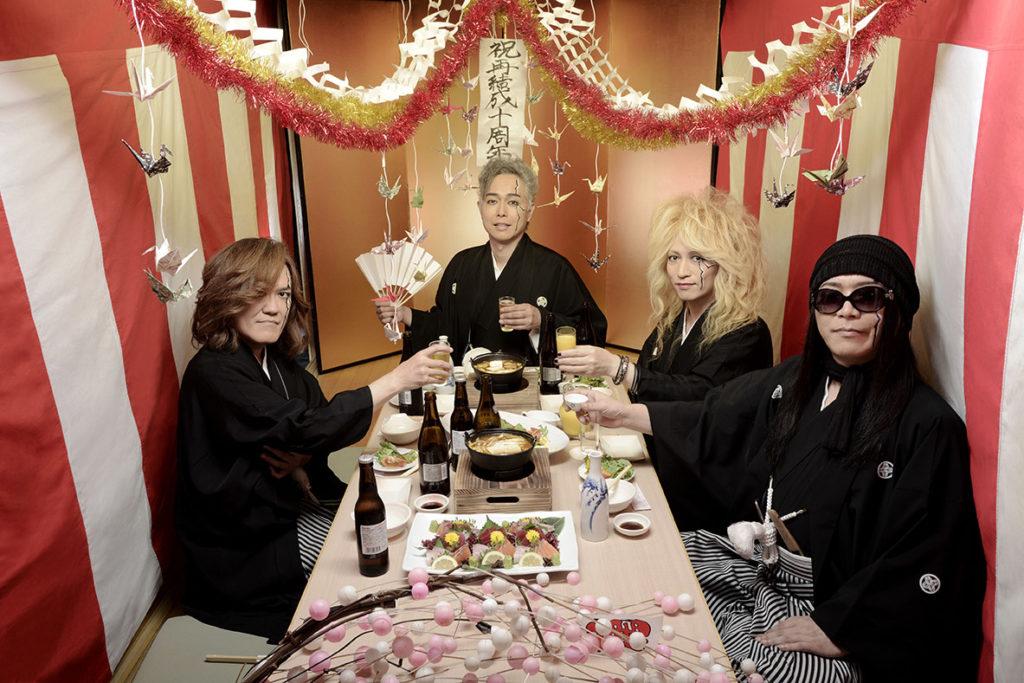 筋少×カラオケDAMコラボ曲のMUSIC VIDEO公開!同発のシングル&再結成10周年ベスト詳細発表!