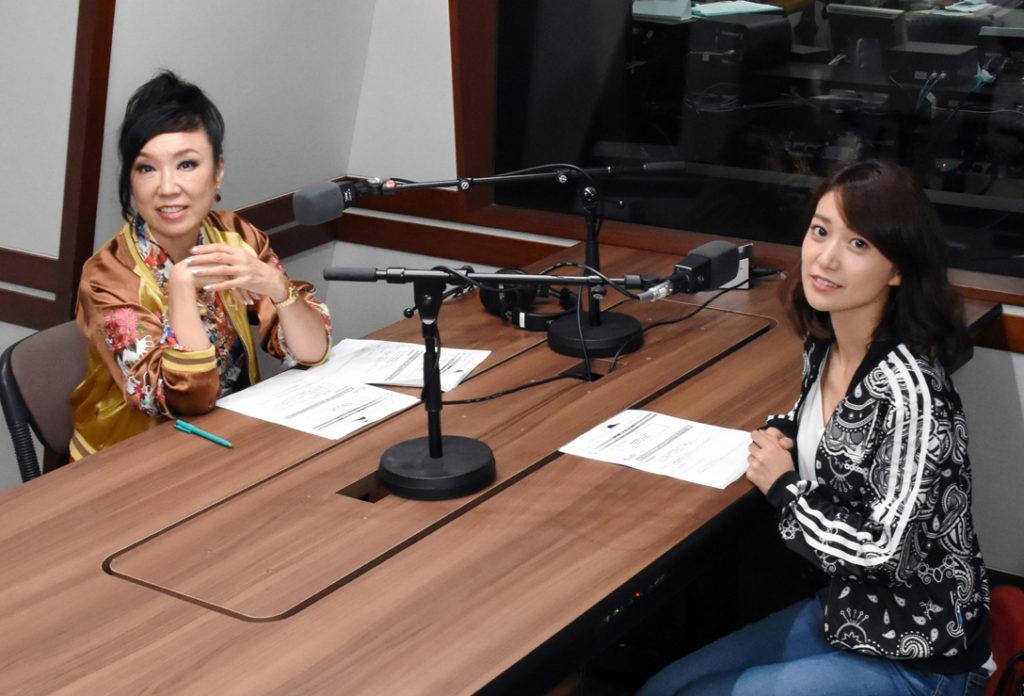 ユーミンと大島優子が2ショット写真公開!初対談で映画「真田十勇士」の見所や撮影秘話もサムネイル画像