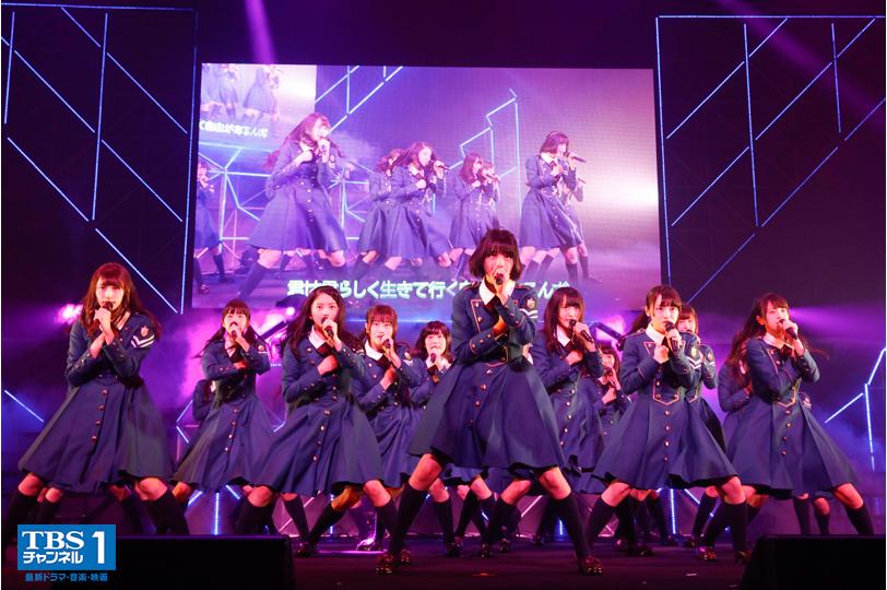 欅坂46、鮮烈デビュー目前の姿がテレビ初放送決定。舞台裏の様子などを含む貴重映像もサムネイル画像