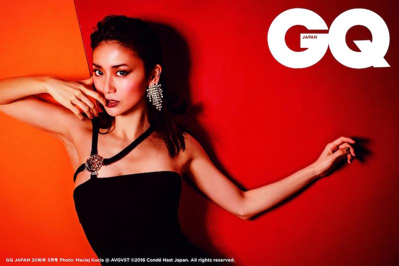 """大島優子が""""セクシー""""を演じきった姿を公開。「新しい自分を引き出していただいた」サムネイル画像"""