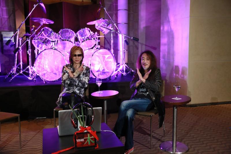 X JAPAN・PATA、集中治療室からの復活をYOSHIKIと共に生報告。当時の様子も振り返るサムネイル画像