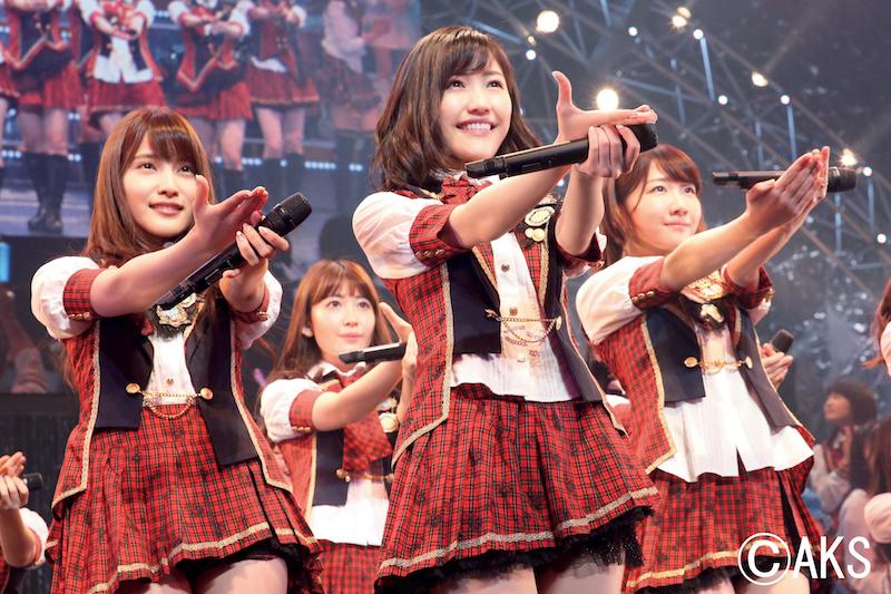 AKB48グループの冬の恒例イベント、リクエストアワー2016・全200曲がTV初放送決定サムネイル画像