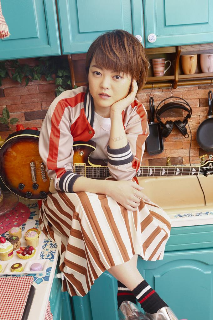 ギタリスト弓木英梨乃(KIRINJI)、YouTubeにて番組配信を開始サムネイル画像