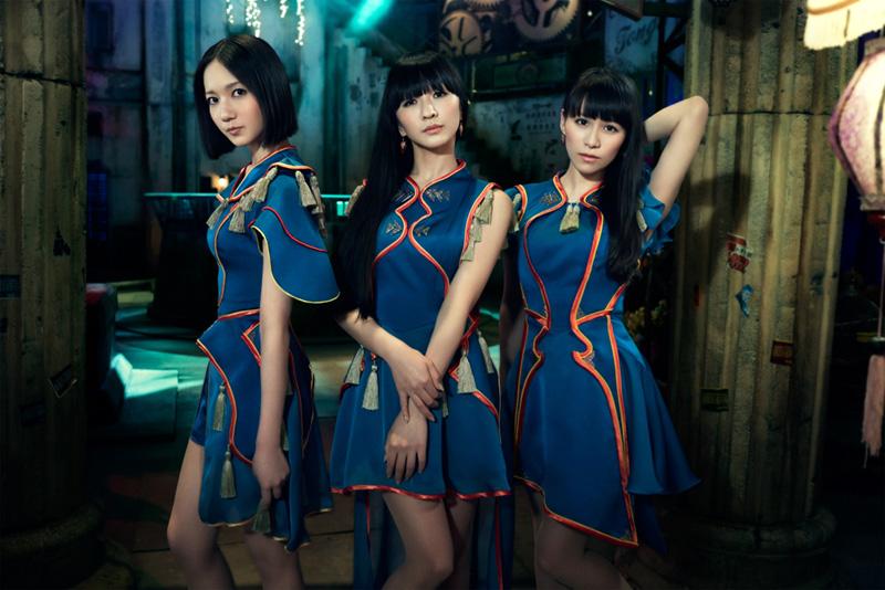 Perfume ニューシングル収録曲「DISPLAY」を4Kミュージックビデオ、4K対応YouTubeチャンネルにて公開スタートサムネイル画像