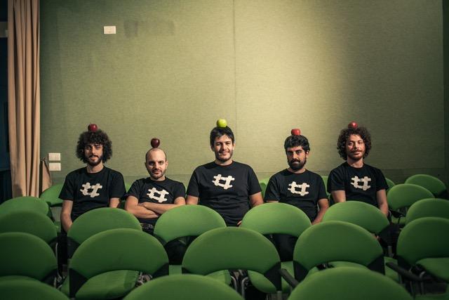イタリアの親日プログレッシブバンド、Utveggiが初来日!都内で来日ツアーを開催!!サムネイル画像