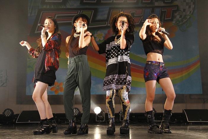 時代を象徴する女子中学生ダンス・ボーカルグループ J☆Dee'Zが待望のメジャーデビュー!サムネイル画像