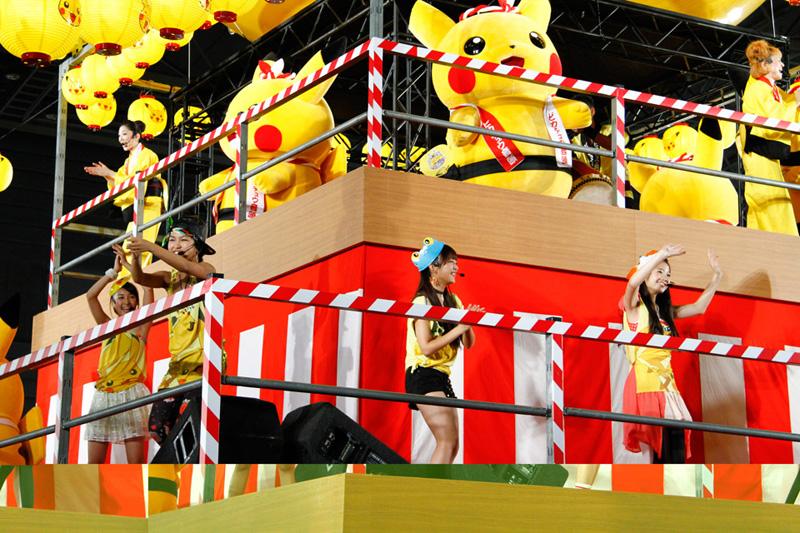 """""""ピカチュウ大量発生チュウ! """" にJ☆Dee'Z参戦!初共演でみんなでダンスサムネイル画像"""