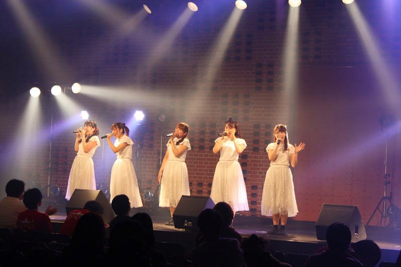 STARMARIEビジュアル系に続き、イケメングループとのライブも大成功サムネイル画像