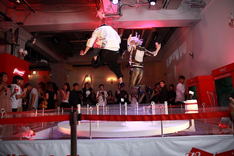 植野有砂・奈良裕也・PELIらがDJを務めたシークレットパーティーで、はむつんサーブやYU-YA(THE FLOORRIORZ)もパフォーマンス披露サムネイル画像