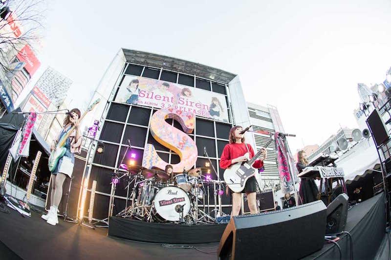 サイサイ、4thアルバム「S」の発売日に、新宿でシークレットライブを開催サムネイル画像