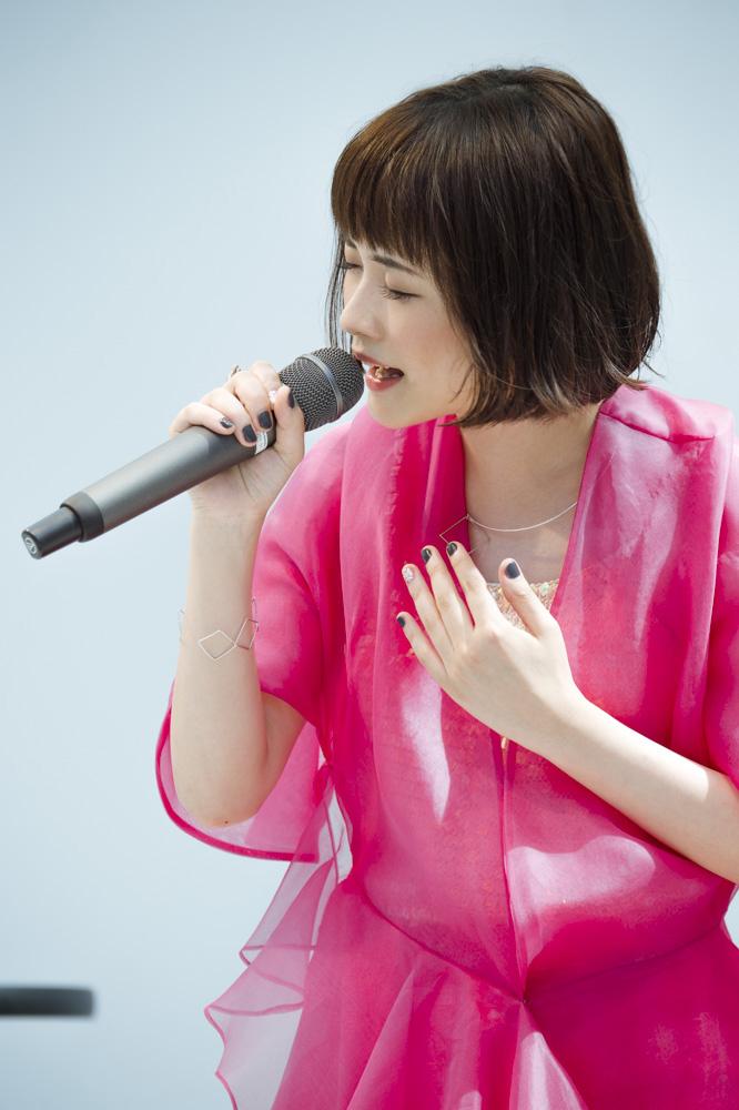 月9出演大原櫻子、フリートークイベントで約3,000人のファンに感謝を込めて新曲「サイン」をサプライズ歌唱サムネイル画像