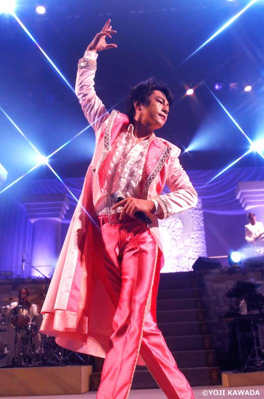"""及川光博「届けたいのは""""魂""""」立ち見まで出た全国ツアーの模様が放送決定サムネイル画像"""