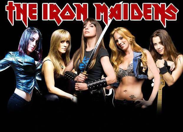 本家が認めたアイアン・メイデンのトリビュート・バンド、The Iron Maidens待望の再来日公演決定サムネイル画像