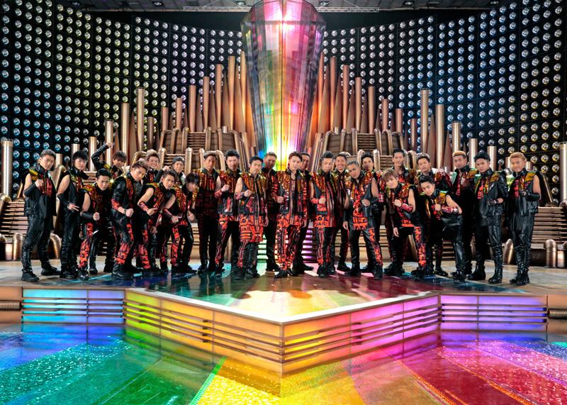 EXILE TRIBEメンバー大集結!8月にツアーキックオフシングル&ツアーアルバムを発売決定サムネイル画像