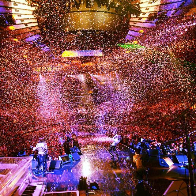 【海外反応】X JAPAN ニューヨーク・マディソンスクエアガーデンで念願の初ライブ!その反応とは?サムネイル画像