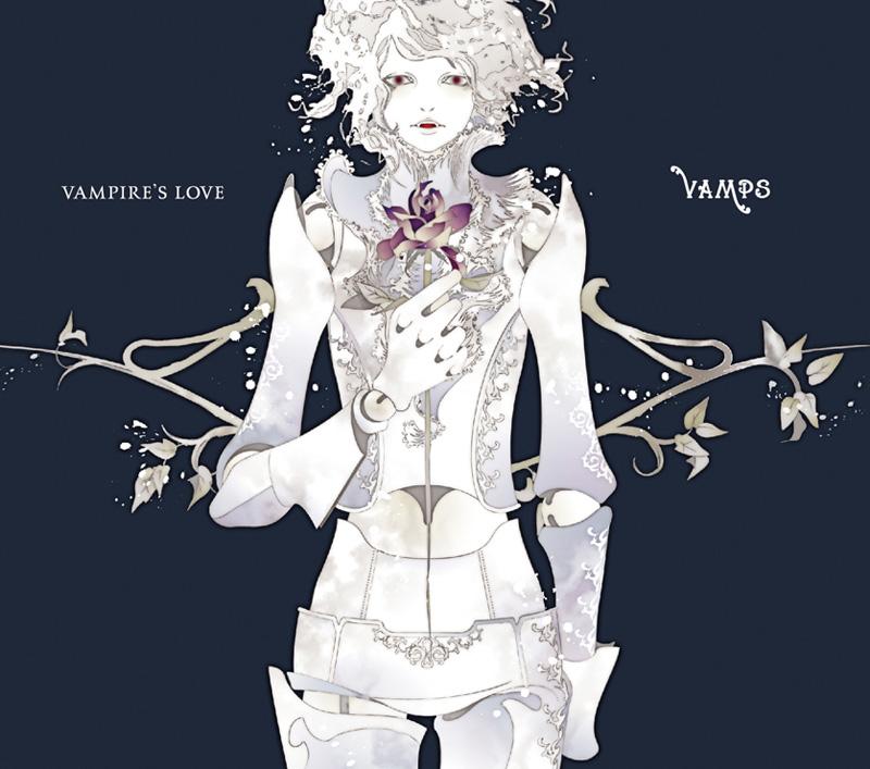 VAMPS  ニュー・シングル「VAMPIRE'S LOVE」のジャケット写真が公開にサムネイル画像