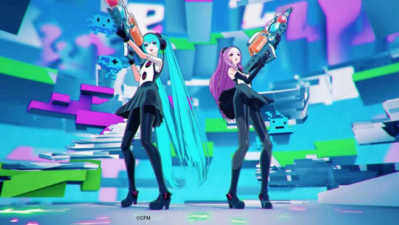 【海外反応】安室奈美恵×初音ミクのコラボMV、海外ユーザーから「J-POPの女王+バーチャルJ-POPの女王=最高!」と大絶賛サムネイル画像