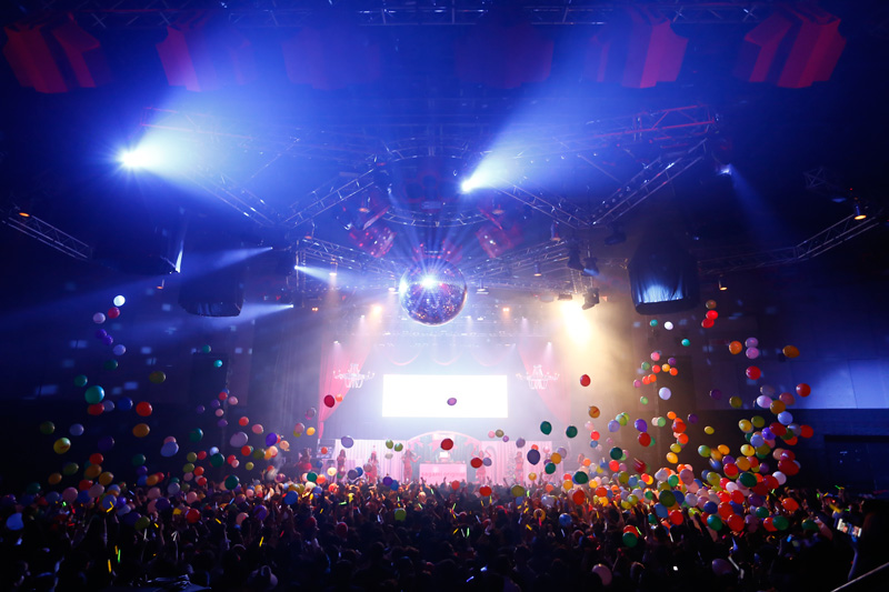 ageHa史上最大の盛り上がりの予感!?日本最大級のクリスマスパーティー「SABISHINBO NIGHT 2016」が、12月24日、5年ぶりの土曜日開催サムネイル画像