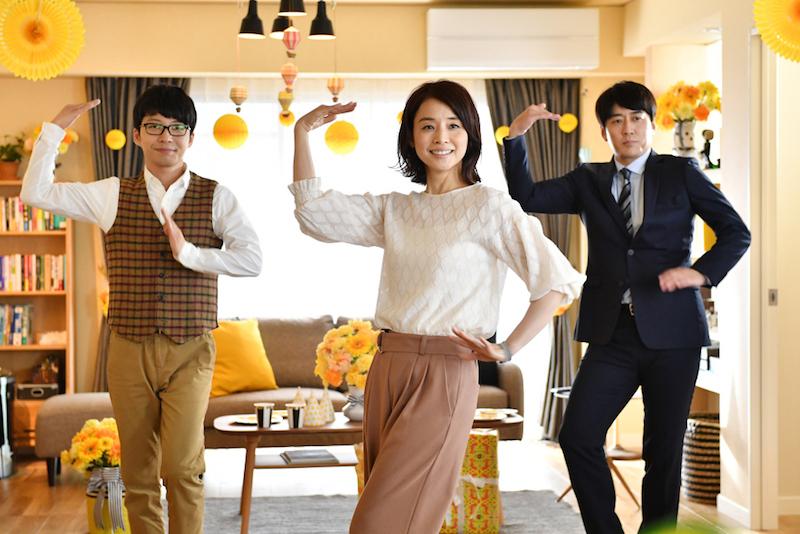 「逃げ恥」恋ダンス、石田ゆり子・安住アナバージョンが「めっさ可愛かった」と大絶賛!星野源は、恋ダンスブームに「こんなになるとは」サムネイル画像