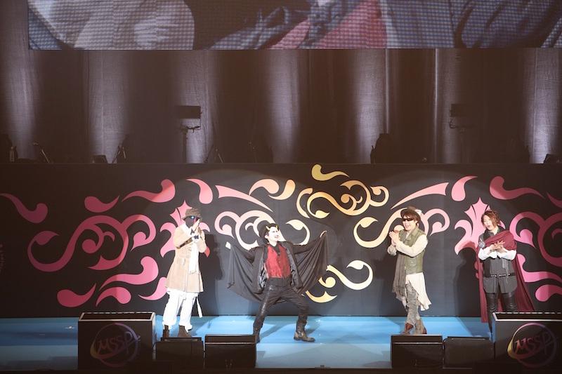 """""""中二病全開""""M.S.S Projectが初の日本武道館ライブ開催決定サムネイル画像"""