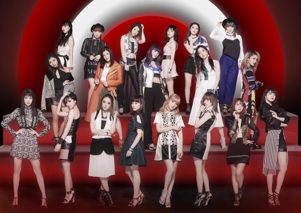 E-girls、全メンバーでの初詣の様子を公開!ニューアルバムの全曲ナビゲートもサムネイル画像