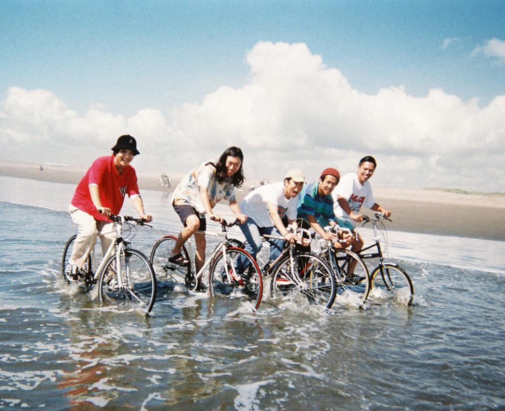 never young beach、4月に初のワンマンツアー決定!メジャー進出から「ビクターロック祭り」への出演も決定サムネイル画像