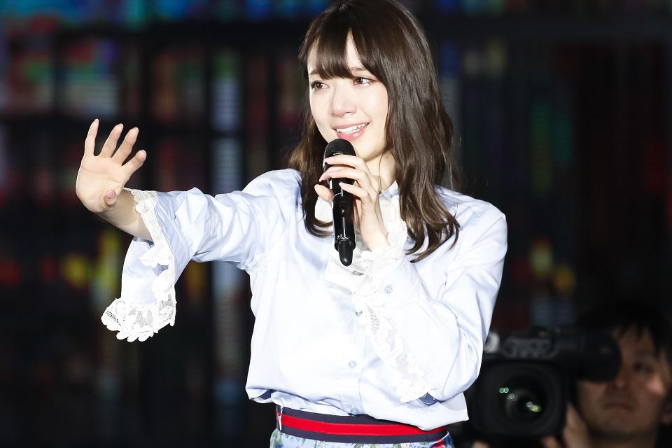 乃木坂46・橋本奈々未、愛と涙のラストコンサート「自分が一番ないものねだり」サムネイル画像