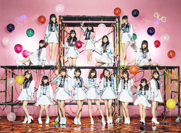 """HKT48、1位獲得シングルのスピンオフMVが公開。""""バグった芸人""""と一緒にダンス。サムネイル画像"""