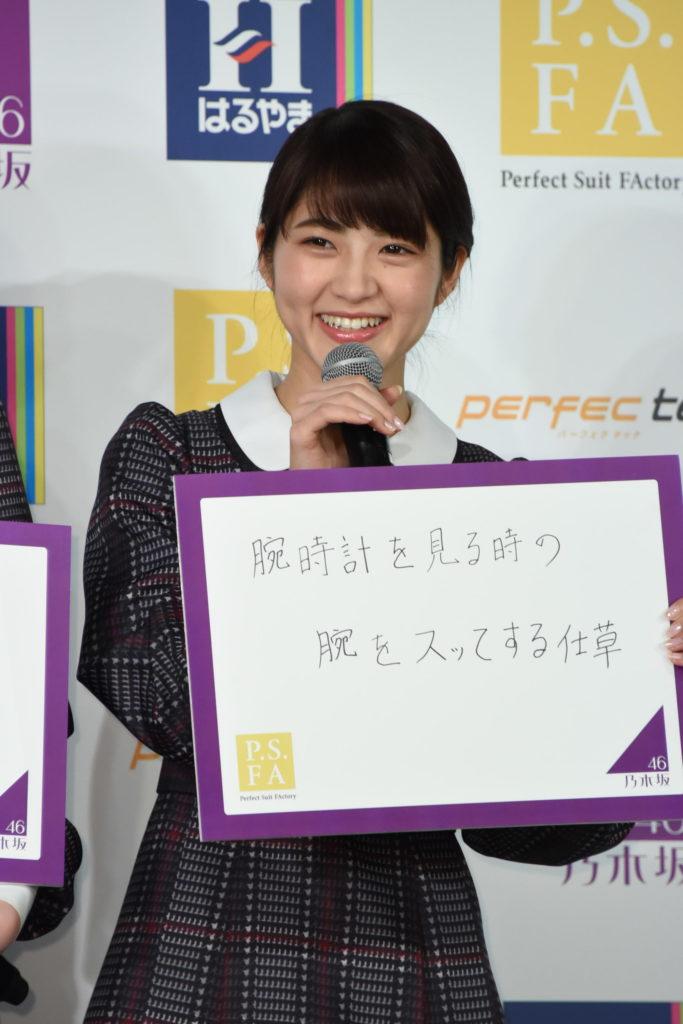 乃木坂46・生駒里奈、「ヘビロテ」カバーでAKB48との違いを実感。「ダンスのイメージというものが…」画像28350