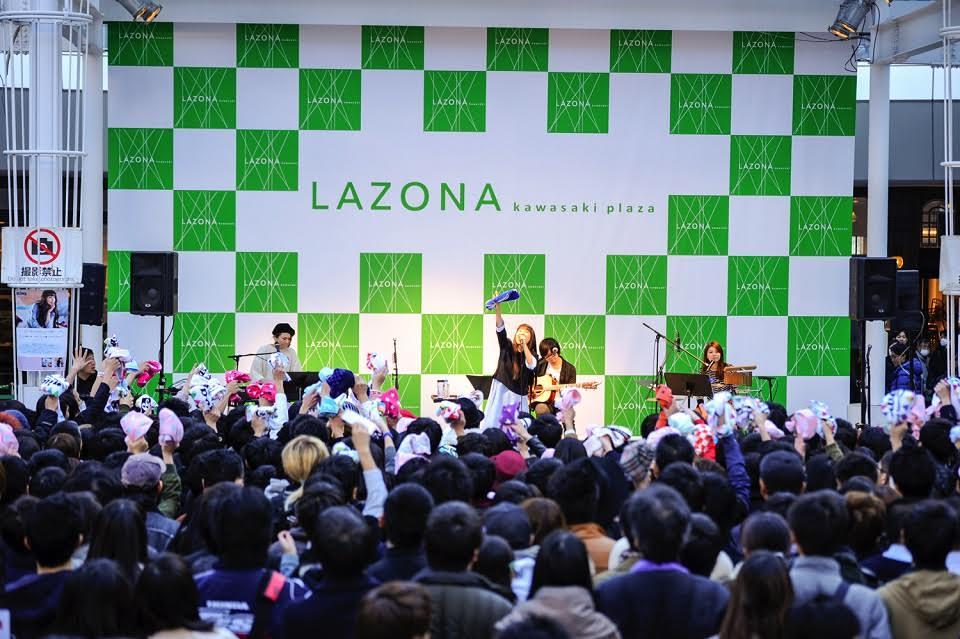 miwa、ラゾーナ川崎でのイベントに3000人超えのファン。バレンタインの思い出についても語る