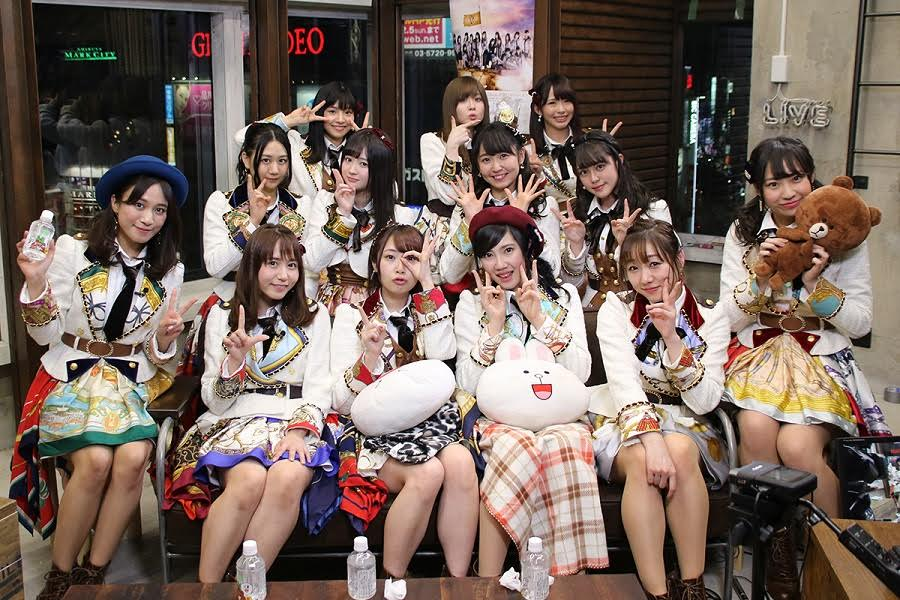 SKE48の2ndアルバム収録曲、ファン投票結果発表。後藤楽々「頑張れと背中押してもらっているようで嬉しいです!」サムネイル画像