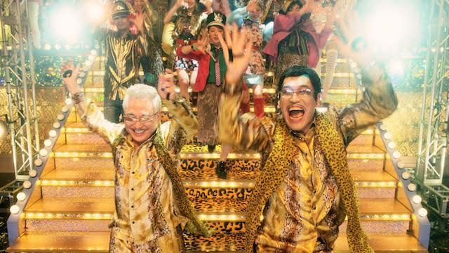 ピコ太郎、CMで60人のダンサーを従えて高須院長と共演。「僕がやりたかったのはこういうこと」サムネイル画像