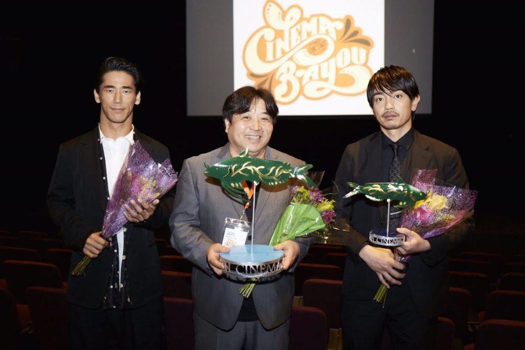 劇団EXILE青柳翔、映画「たたら侍」で初の主演男優賞を授賞。「本当に光栄で嬉しく思います。」サムネイル画像