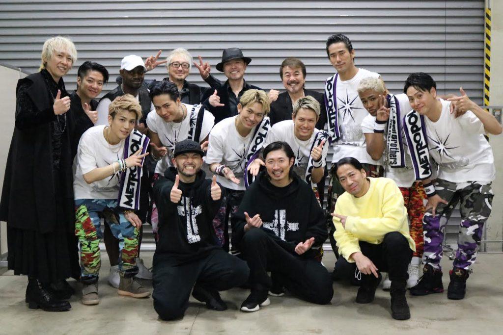 MAKIDAI、三代目JSBらとの写真を公開!ツアーで全治2~3ヵ月の重傷からの電撃復帰を果たし「おかえりなさい」「なにより嬉しくて感動」の声サムネイル画像