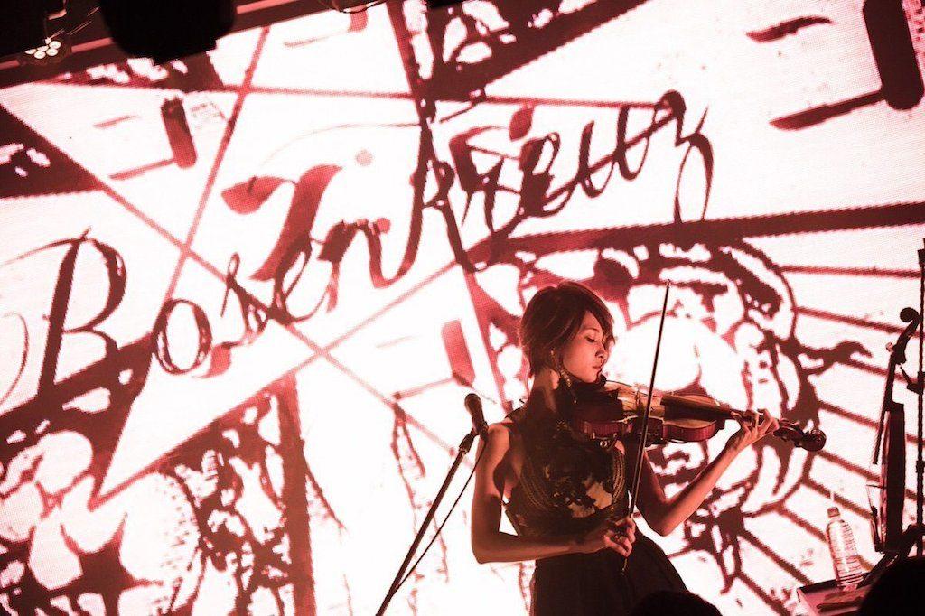 美しすぎるヴァイオリ二ストAyasa、ワンマンライブで1日3回公演に挑戦サムネイル画像