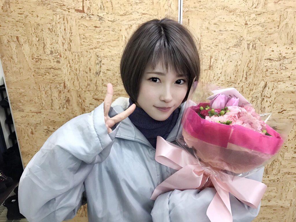"""可愛すぎる川栄李奈のショートカット姿と""""関西弁""""が話題に。「こんな子いたら死んでもいい」サムネイル画像"""