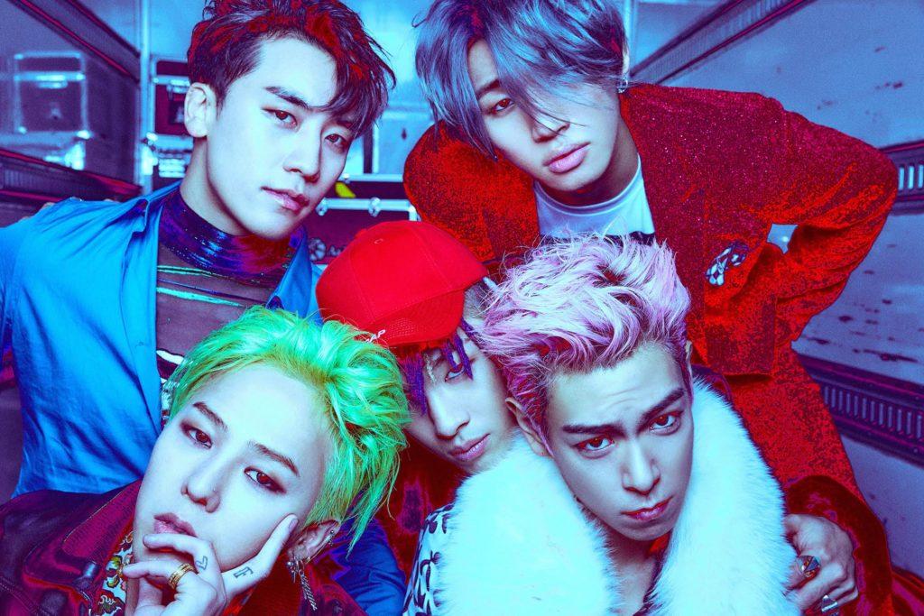 BIGBANG、T.O.P入隊前ラスト作品収録曲、本人映像カラオケ配信スタートサムネイル画像!