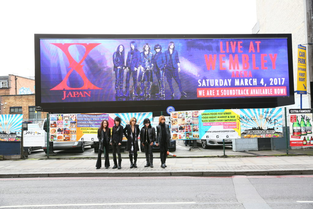 海外でも大絶賛!ドキュメンタリー映画「WE ARE X」のプレミア上映会が超満員!更に「WE ARE X」オリジナル・サウンドトラック、UKチャートで快進撃!サムネイル画像