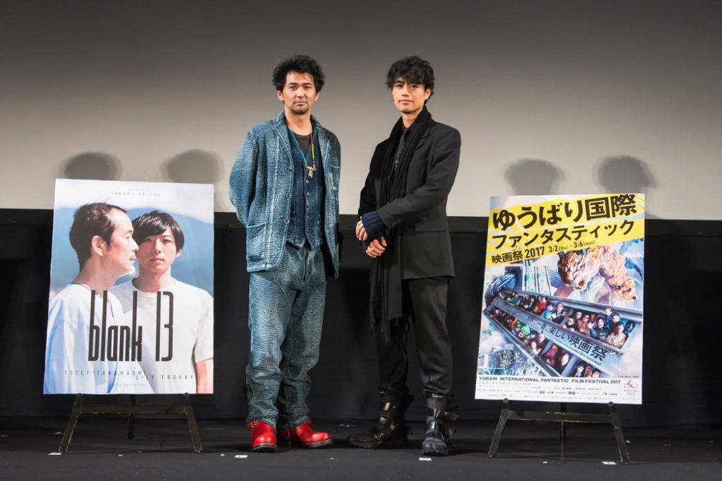 斎藤工が監督として映画祭の舞台挨拶に登場。高橋一生が主人公役に満場一致で決まったことを明かすサムネイル画像!