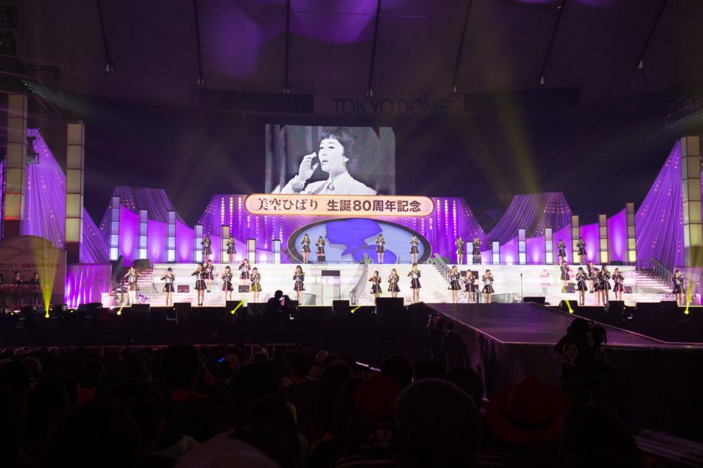 AKBグループ、きゃりーぱみゅぱみゅ、EXILEらも出演!美空ひばり生誕80周年チャリティー公演開催サムネイル画像
