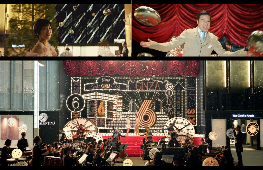 椎名林檎とトータス松本が豪華共演。新曲「目抜き通り」が配信決定&スペシャルムービー公開サムネイル画像
