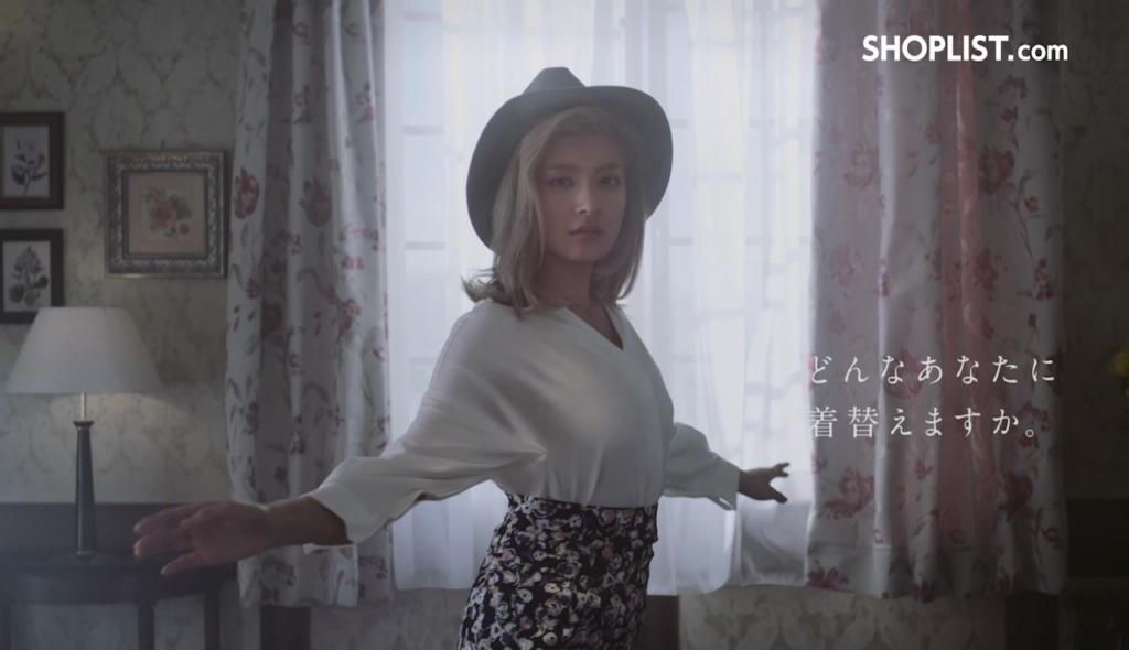 ローラの着替えシーンを逆再生で撮影。「いつもとは違う緊張感」サムネイル画像