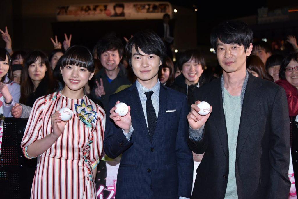 映画『3月のライオン』のイベントに神木隆之介、清原果耶、加瀬亮が登場し、撮影秘話を披露。「休憩時間に神木さんが…」サムネイル画像